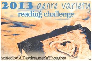Genre Variety Reading Challenge