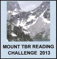 Mount TBR Reading Challenge 2013