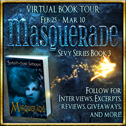 Masquerade Blog Tour