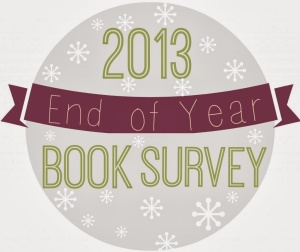End of Year Book Survey 2013