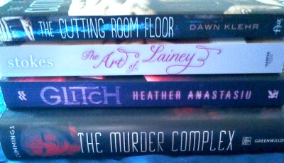 Book Haul July 2014